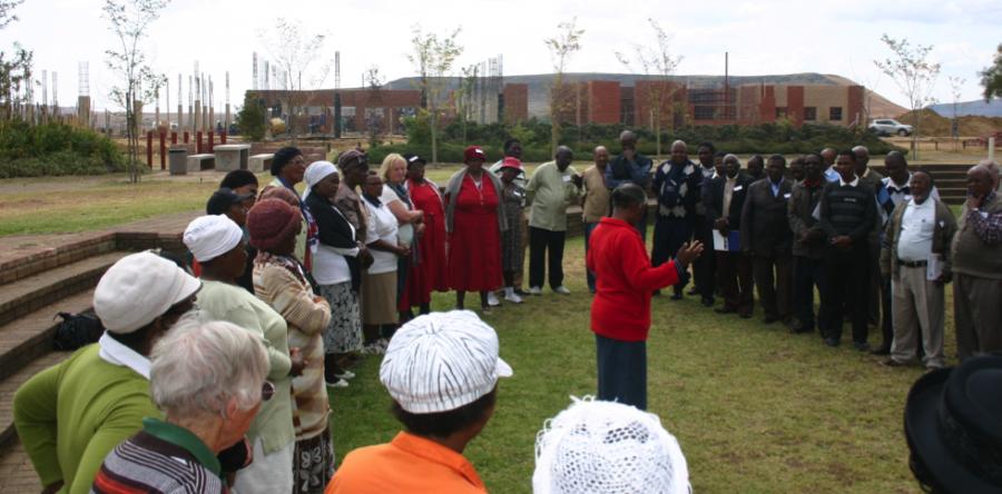 Opstelling Apartheid Zuid-Afrika maakt veel los