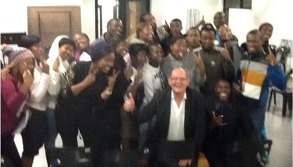 Betere kansen voor studenten en jonge ondernemers in de Townships