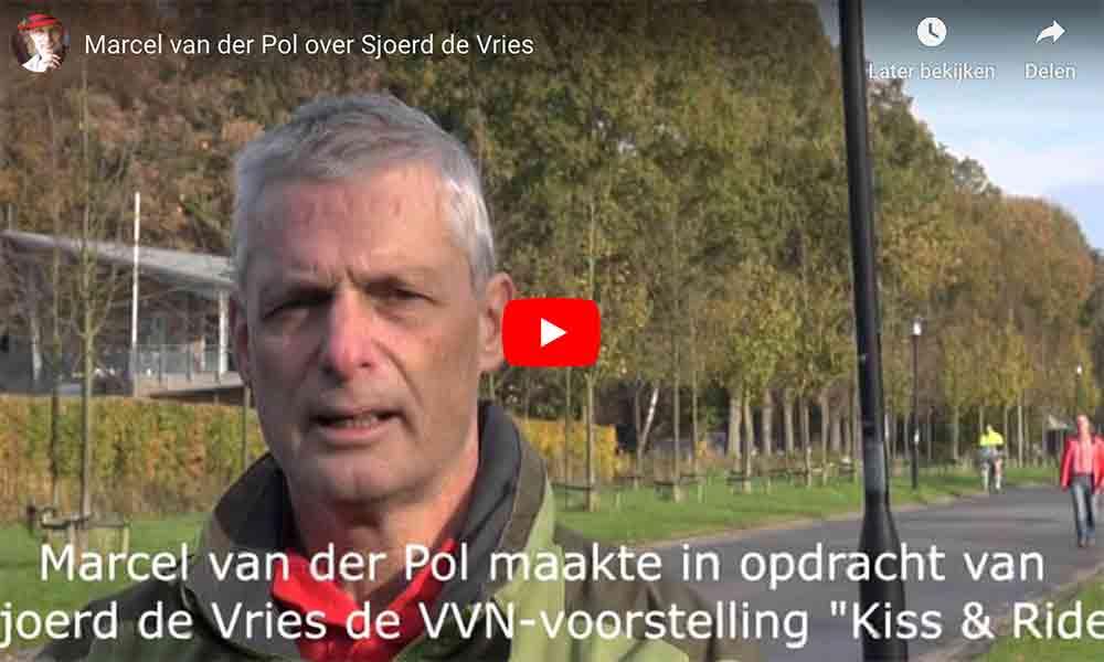 Marcel van der Pol over Sjoerd de Vries Org